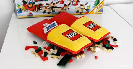 Se acabó pisar las piezas de LEGO con estas zapatillas diseñadas por ellos mismos