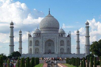 El viaje de... Eduardo De Winter a Agra y Jadhpur (India)
