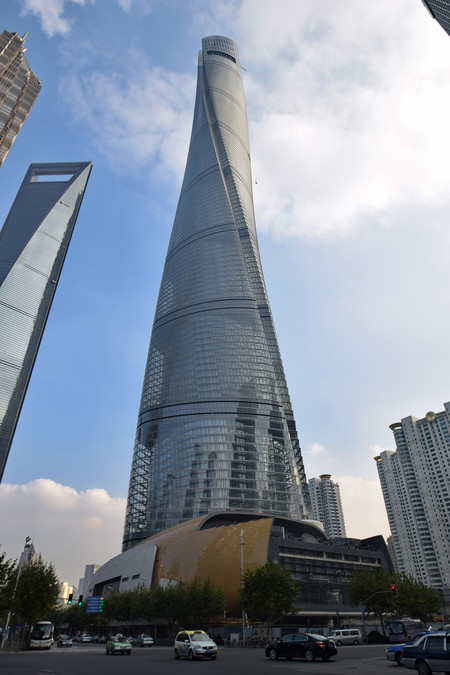 2 Shanghai Tower 2015