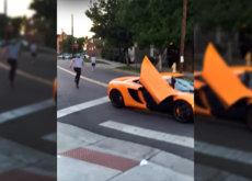 El vídeo del skater que rompe el parabrisas del McLaren era un montaje