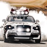 ¿Un Rolls-Royce Wraith para la playa con 810 hp? Conoce a George the Rolls