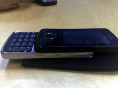 Sony Ericsson Paris, imágenes reales
