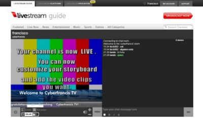 Livestream, el rebautizo de Mogulus