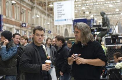 Paul Greengrass y Matt Damon ruedan en España su nuevo thriller bélico: 'Green Zone: Distrito protegido'