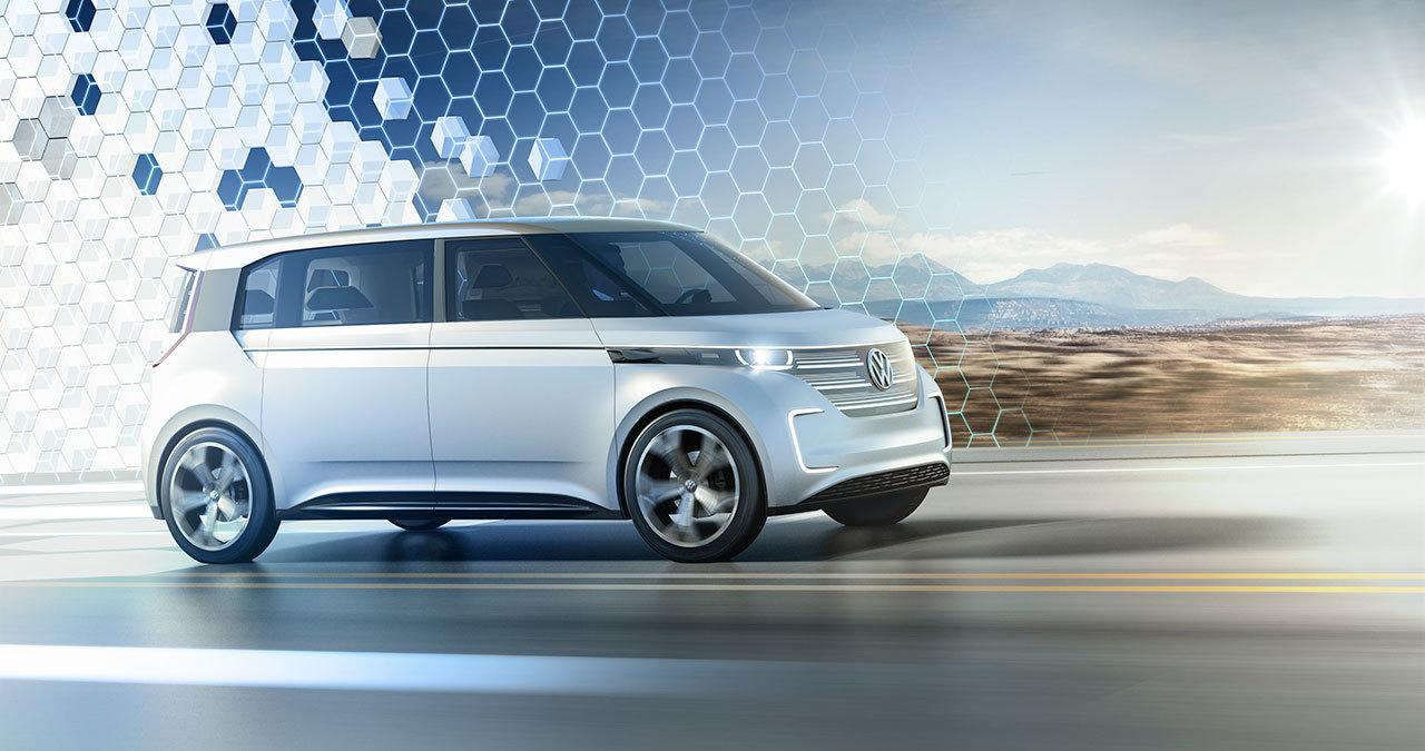 Foto de Volkswagen BUDD-e (20/24)