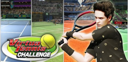Virtua Tennis Challenge ya disponible para dispositivos Xperia