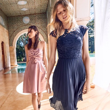 Hm Vestidos Party Verano Boda 2017 6