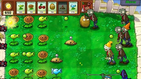 Plants Vs Zombies 02