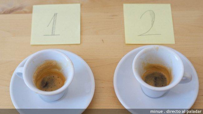 Marcilla vs Nespresso - suaves después