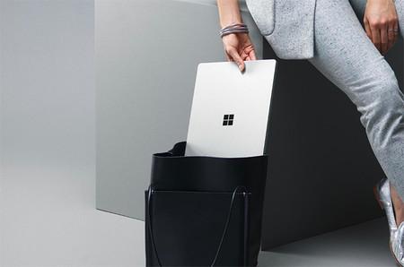 Surface Laptop 2 Los Portatiles Mas Ligeros Y Bonitos 2018