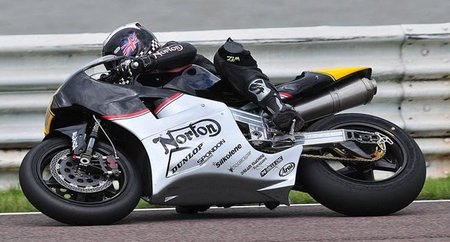 Norton puede correr en MotoGP en 2012