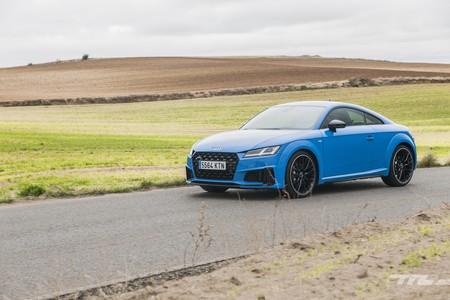 Audi Tt 2019 Prueba 023