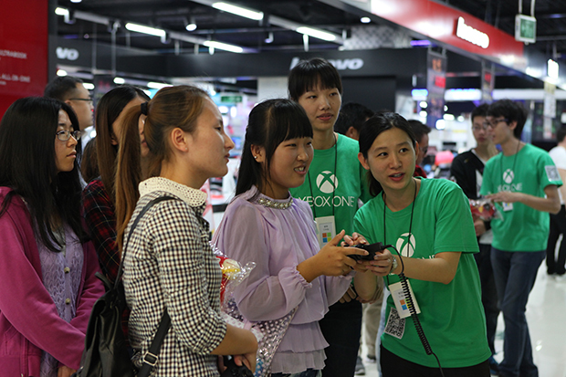 Foto de Xbox One en China (5/5)