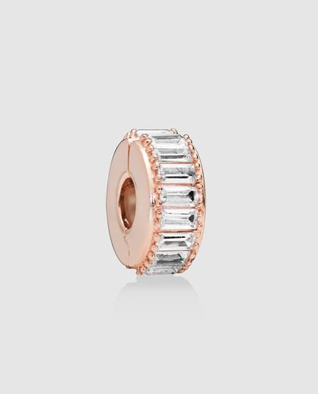 Charm Pandora Rose Formacion De Hielo Con Circonitas