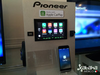 Pioneer AVH-X8650BT con CarPlay de Apple, primeras impresiones