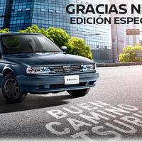 El Nissan Tsuru da el adiós definitivo a México con la edición Buen Camino