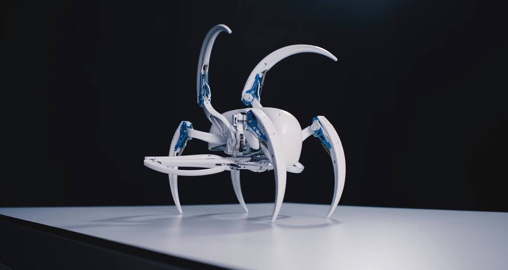 Bionicwheelbot 3