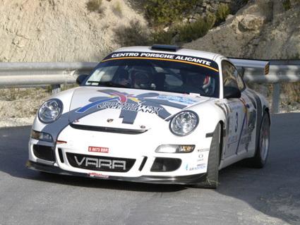 Miguel Fuster vence por la mínima el Rally La Villa Joiosa