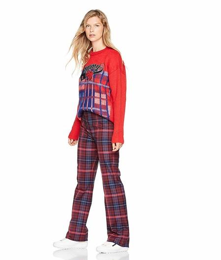 Pantalones Cuadros