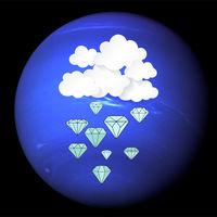 Han llovido nanodiamantes, pero en un laboratorio y para estudiar cómo se forman en Urano y Neptuno