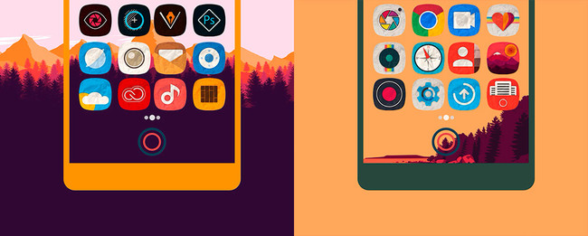 Rugos Icon Pack