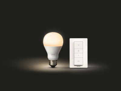 Hue Wireless Kit, el nuevo pack de bombillas con control remoto de Philips