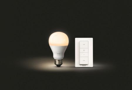 Hue Wireless Kit, el nuevo pack de bombillas con control remoto de Philips