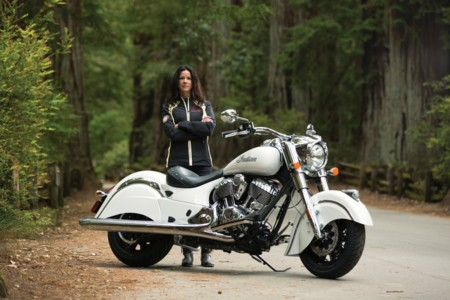 Indian Chief Classic Blanco Perla 2016