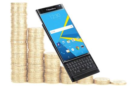 Las rebajas de la BlackBerry Priv llegarán en febrero: ¿logrará cambiar la tendencia?
