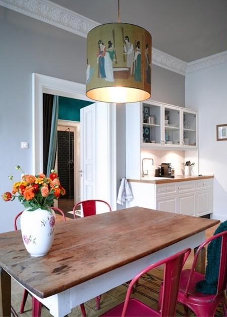 cocina apartamento gorki
