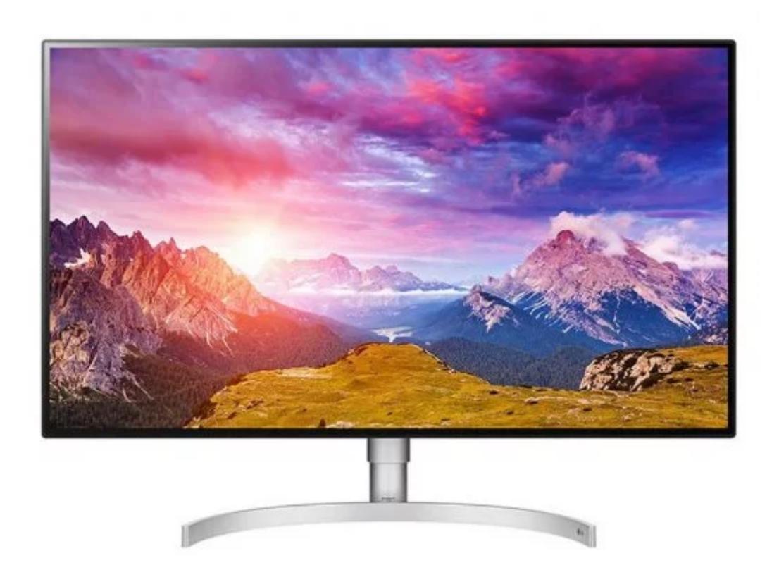 "LG 32UL950-W 32"" LED NanoIPS UltraHD 4K"