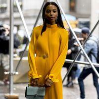 El color de la temporada que menos esperabas, el amarillo, es así de divino para el invierno