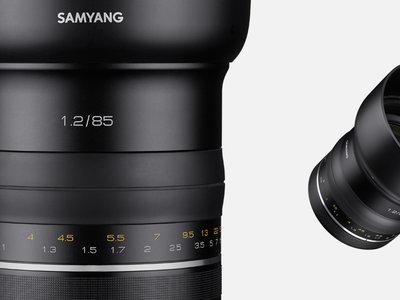 Los 9 objetivos Samyang más interesantes del mercado