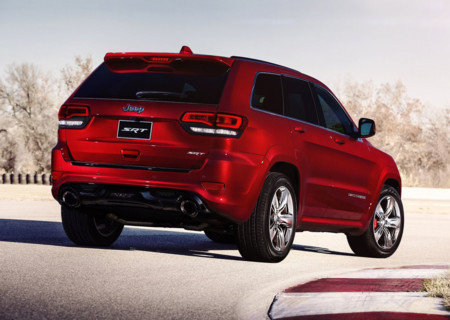 Jeep Grand Cherokee Srt 2014 1280x960 Wallpaper 17