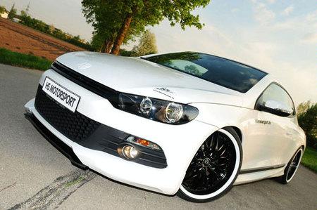 Volkswagen Scirocco Remis por HS Motorsport