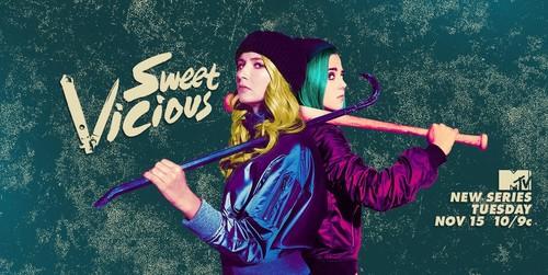 La valiente y brillante 'Sweet/Vicious' ya es la serie revelación del año