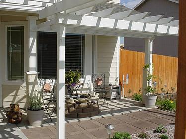 Ideas para el Día de la Madre. Un jardín en la terraza