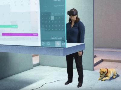 Windows 10 tendrá soporte holográfico y realidad aumentada para todos los usuarios en 2017