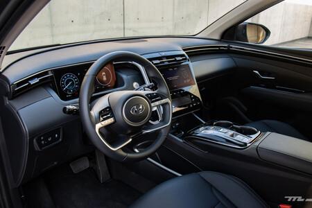 Hyundai Tucson Prueba De Manejo Opinones Mexico Resena 43