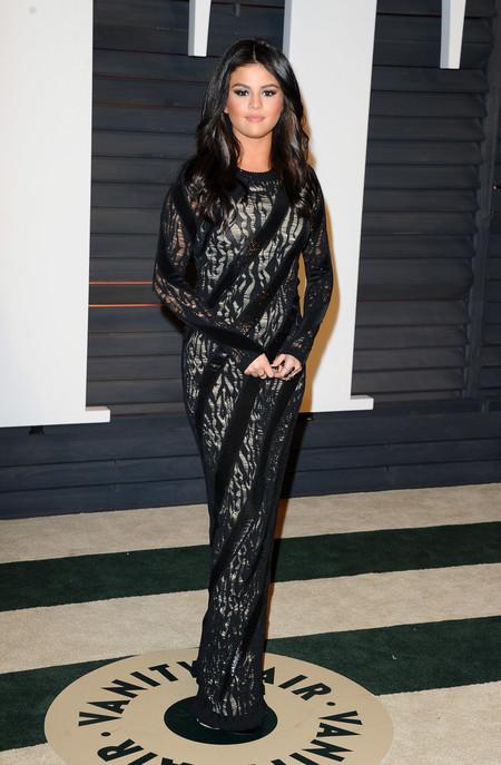 Selena Gomez acertó de pleno