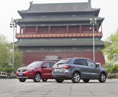 Renault en China
