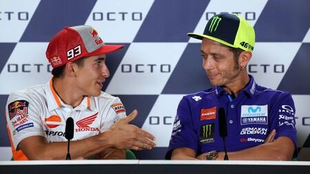 """Valentino Rossi vuelve a cargar contra Marc Márquez: """"Lo que me hizo es imperdonable, sigo pensando igual"""""""
