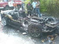 Los Dodge Viper también arden (o los quema el diablo)