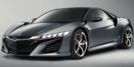 Acura NSX, un adelanto de lo que veremos en el Auto Show de Detroit