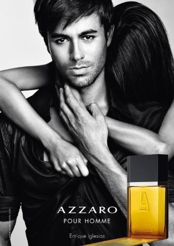 Enrique Iglesias, la nueva imagen para Azzaro Pour Homme
