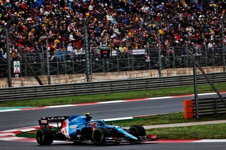 Ocon Turquia F1 2021 2