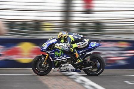 Valentino Rossi, Indianápolis 2014