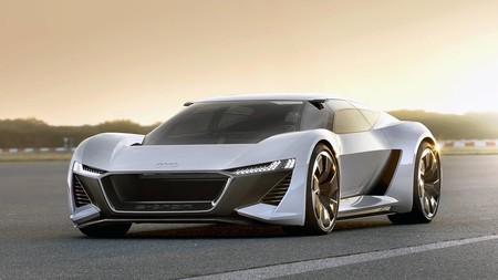 80% en 12 minutos, así de rápido podrá recargar sus baterías el Audi e-Tron GT