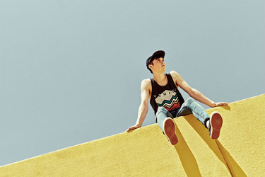 "Pull & Bear ya piensa en el final del verano con ""End of Summer"""