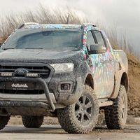 Ford Ranger por delta4x4, la troca muestra su lado más bestia, cortesía de manos europeas